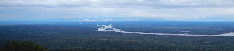 Lower Susitna River Valley
